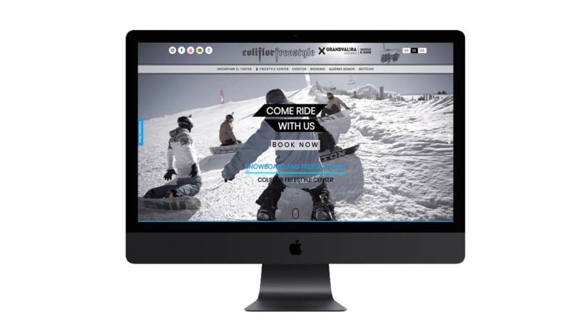 Coliflor Freestyle Snowboard