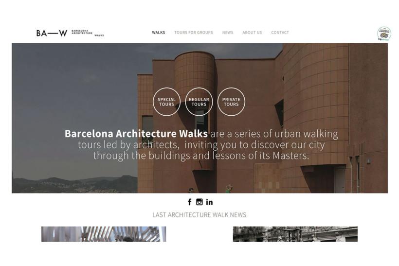 Barcelonarchitecturewalks