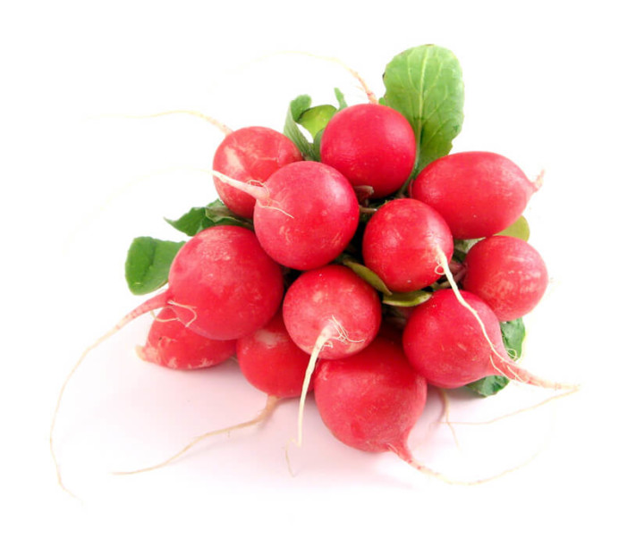 *We like radish too